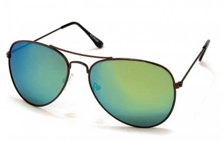 Envious Gems A.J. Morgan Bronze Chris  Aviator Sunglasses