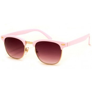Envious Gems A.J. Morgan Pink 'SoHo' Sunglasses