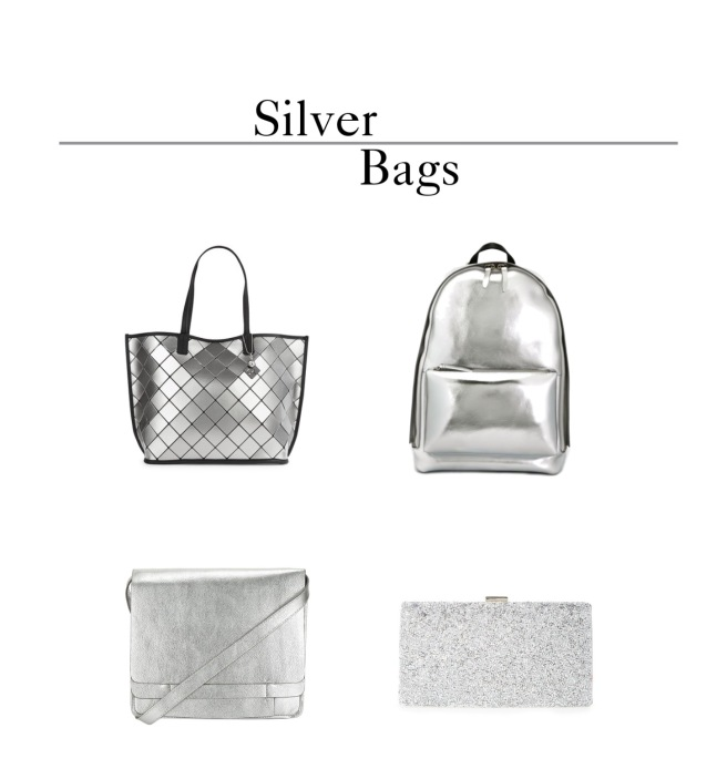 Envious Gems Summer Silver Bags 2016
