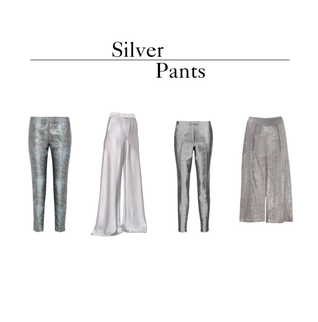 Envious Gems Summer Silver Pants 2016