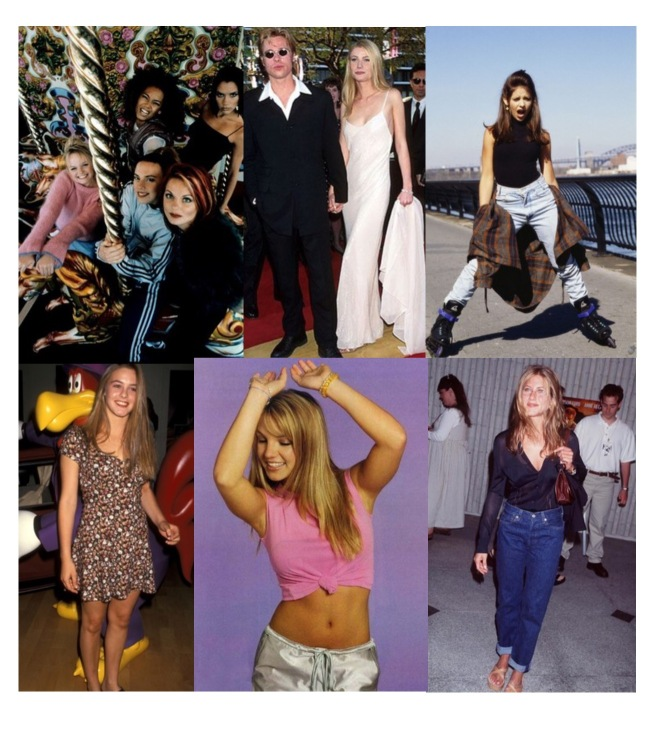 Envious Gems 90s celebrity fashion