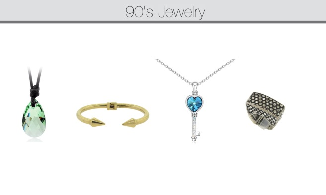 Envious Gems 90s fashion trend jewelry