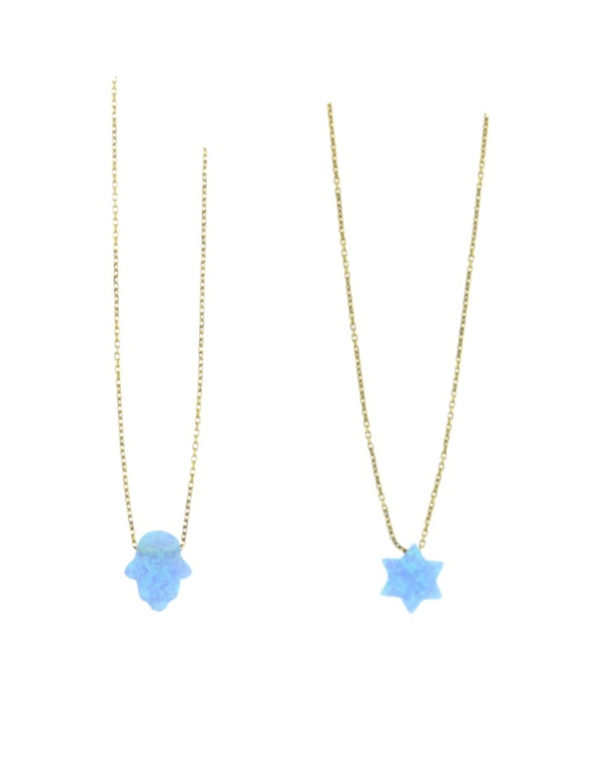 Envious Gems Blue Opal Necklaces Jewelry Interesting Facts