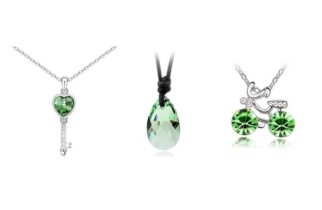 Envious Gems Peridot Swarovski Jewelry Interesting Facts