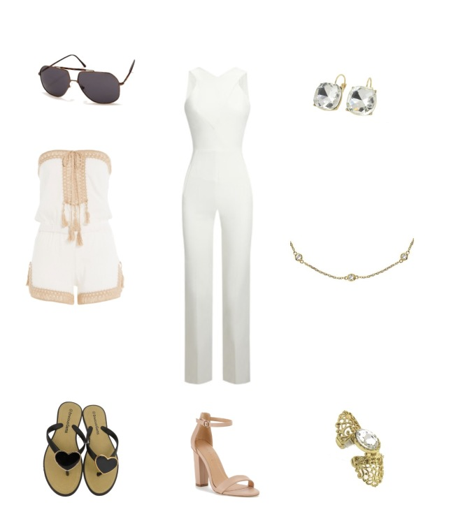 Envious Gems Summer Jumpsuit and Romper Jewelry Fashion Vacation