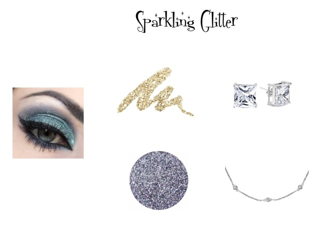 Envious Gems Glitter Makeup Fall Jewelry 2016