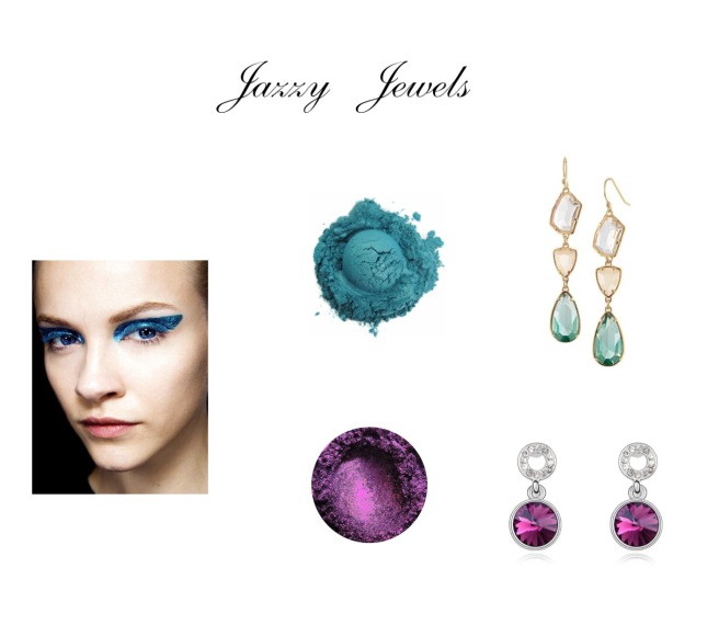 Envious Gems Jewel Makeup Fall Jewelry 2016