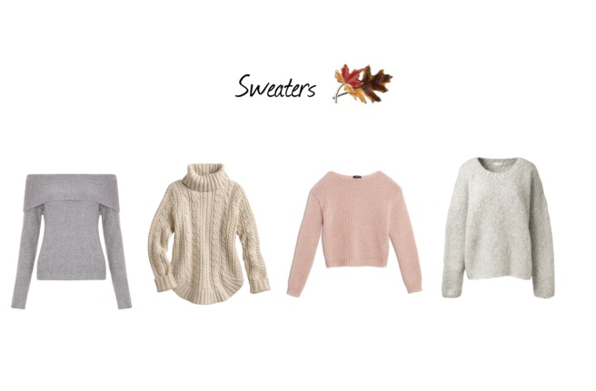 Envious Gems Sweaters Fall Winter Fashion Jewelry Accessories