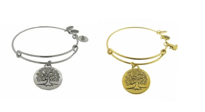 Envious Gems Tree of Life Charm Bracelet Fall 2016