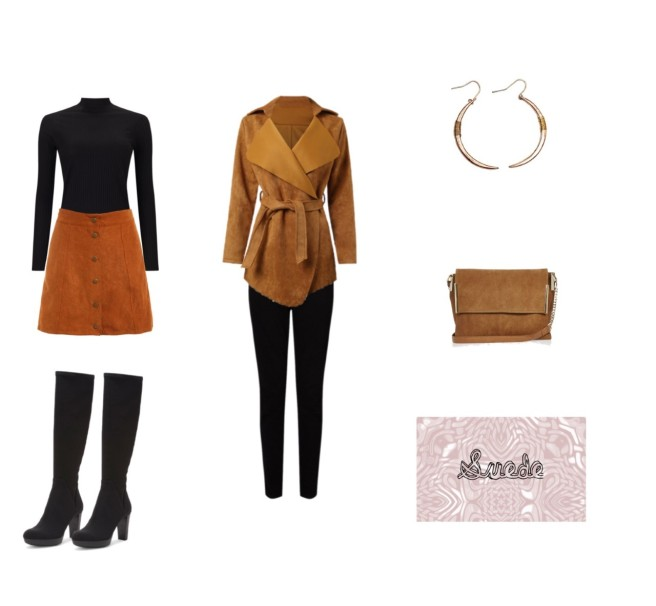 Envious Gems 70s Jewelery Fashion Suede Winter 2016