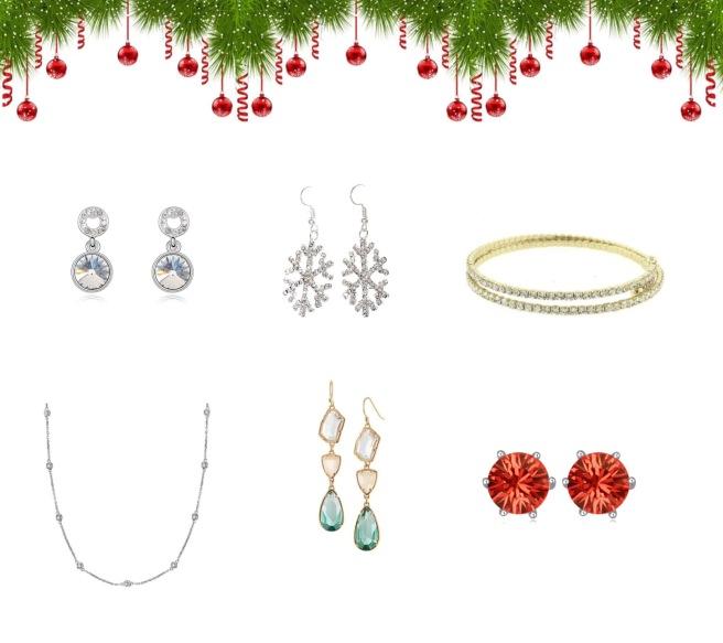 Envious Gems Christmas Bling Jewlery Winter 2016