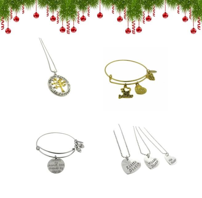 Envious Gems Christmas Family Jewlery Winter 2016
