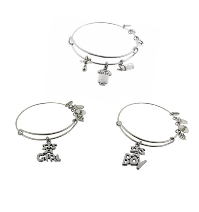 Envious Gems Baby Boy Girl Charm Bracelet
