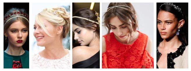 Envious Gems Headband Necklace Valentine's Day 2017