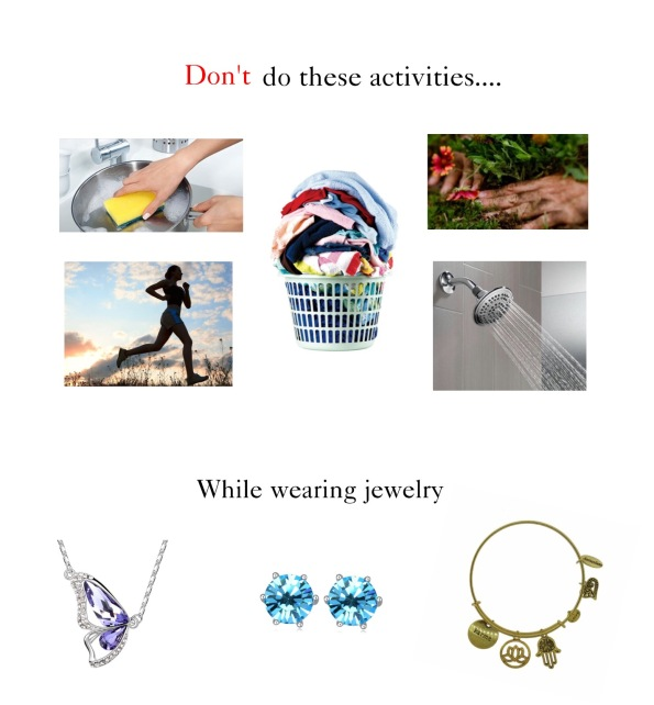 Envious Gems Jewelry Care Activites