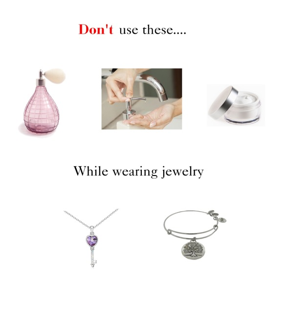 Envious Gems Jewelry Care Dry