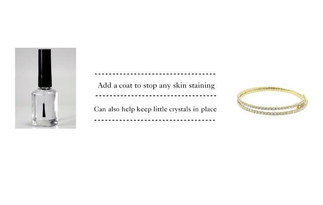 Envious Gems Jewelry Nail Polish
