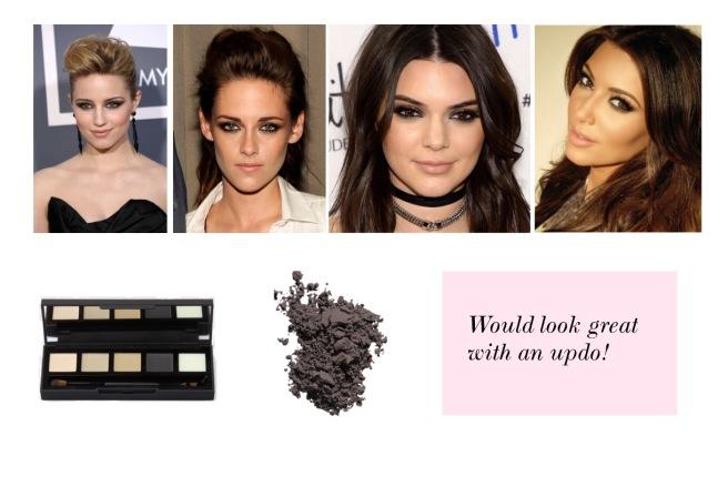 Envious Gems Makeup Smokey Eye Valentine's Day 2017