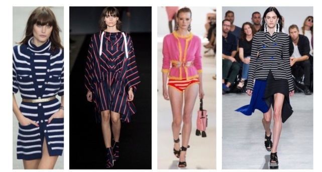 Envious Gems Nautical Stripe Inspiration Spring Summer 2017