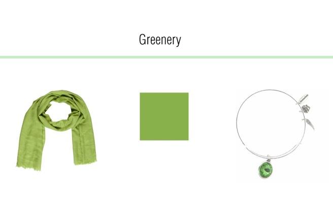 Envious Gems Pantone Spring 2017 Greenery