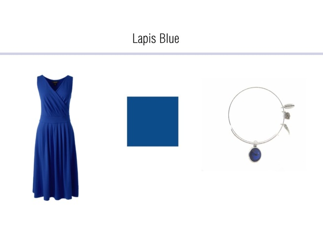 Envious Gems Pantone Spring 2017 Lapis Blue