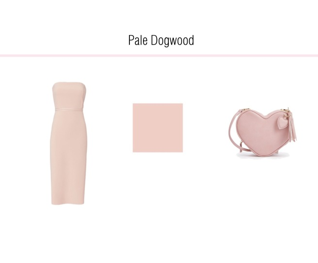 Envious Gems Pantone Spring 2017 Pale Dogwood