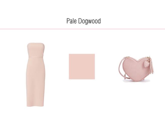 Envious Gems Pantone Spring 2017 Pale Dogwood
