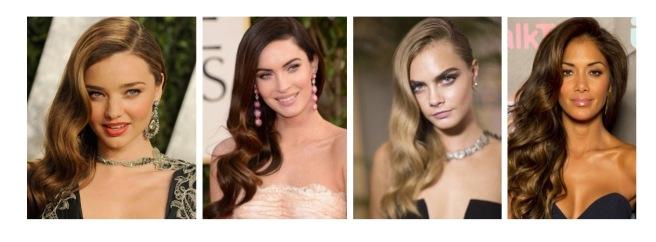 Envious Gems Side Hair Valentine's Day 2017