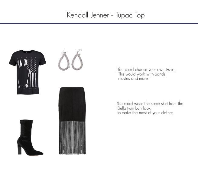 Kendall Jenner NYFW 2017 Envious Gems